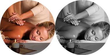 Обертывание и массаж